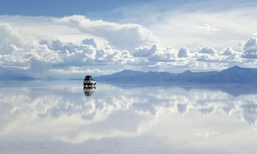 "Border Between Heaven and Earth ""Bolivia"""