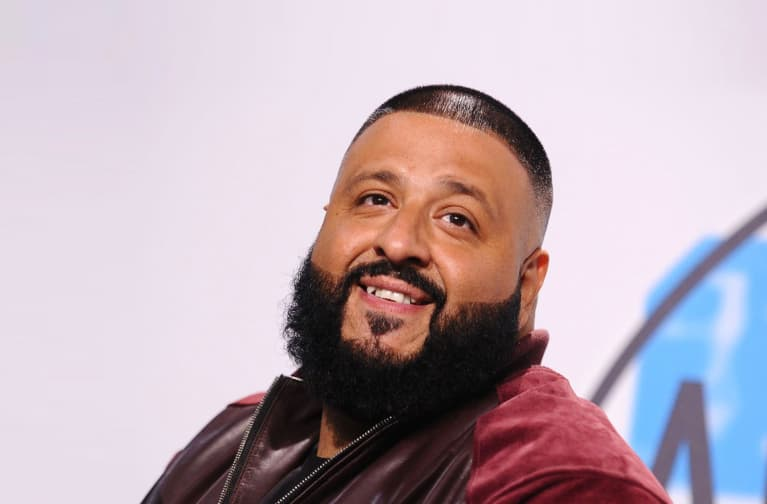 DJ Khaled success story