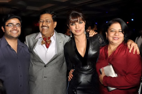 Priyanka Chopra's Life