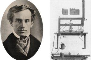 Samuel Morse's Inventions Of Telegraph