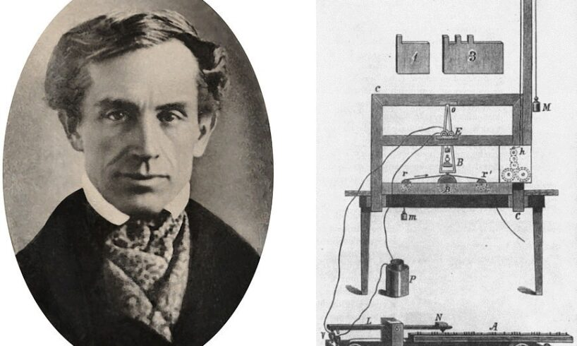 Samuel Morse's Inventions Of Telegraph