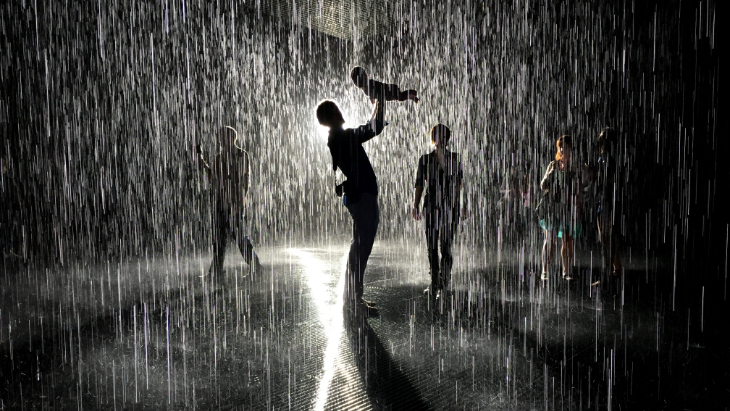 artificial rain