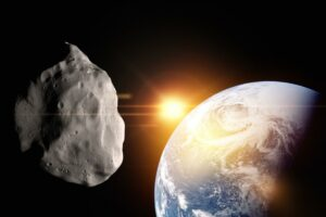 asteroid pass by earth