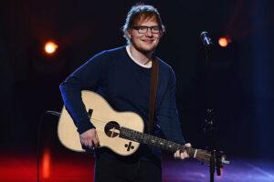 about singer ed sheeran