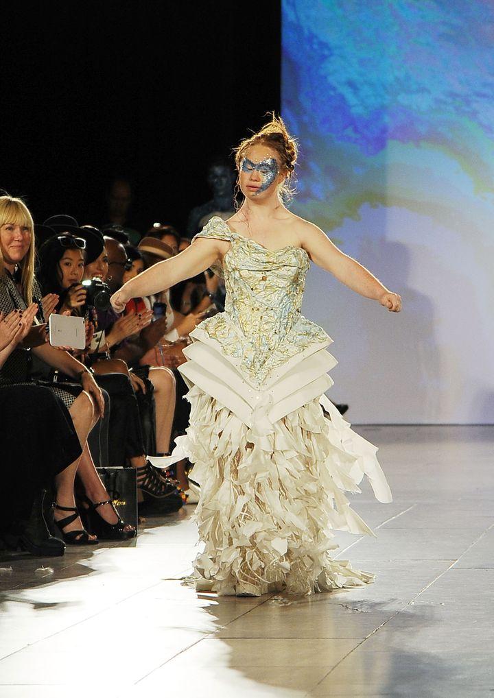Inspirational Story of Model Madeline Stuart