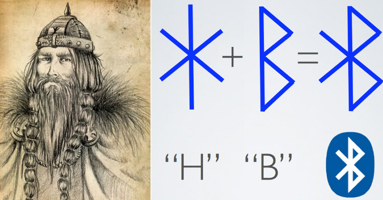 Story Behind King Harald Bluetooth You Should Know