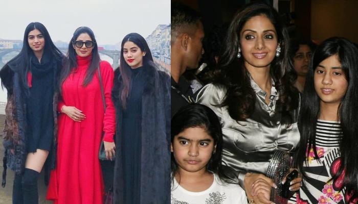 Janhvi Kapoor's Throwback Pic With Sridevi