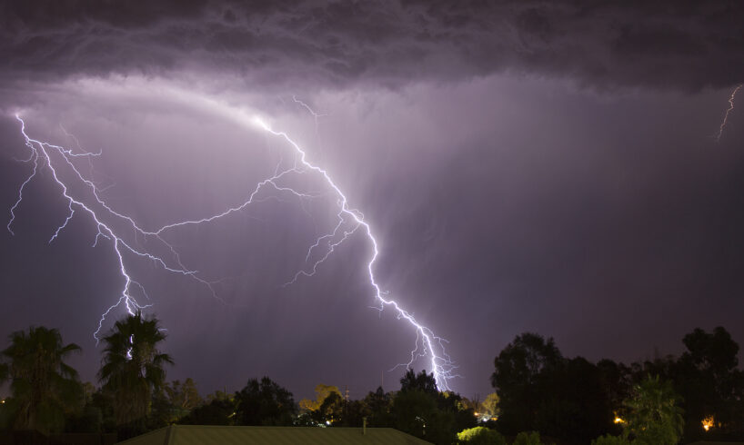 Several Killed In Storms Across India
