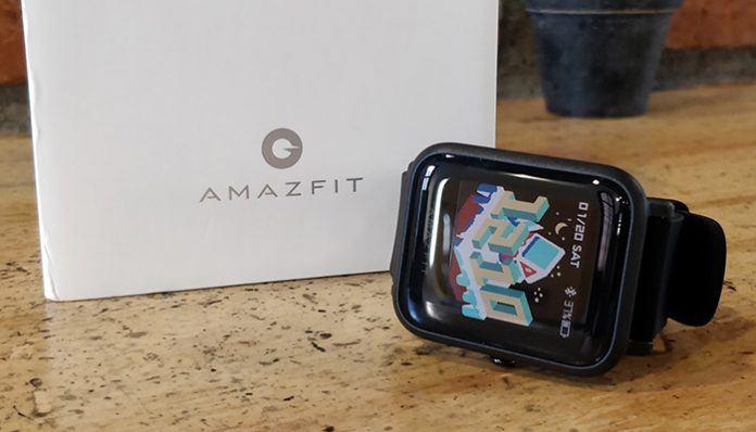 Xiaomi Amazfit Bip Smartwatch