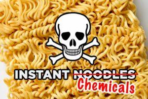 Instant noodles disadvantages