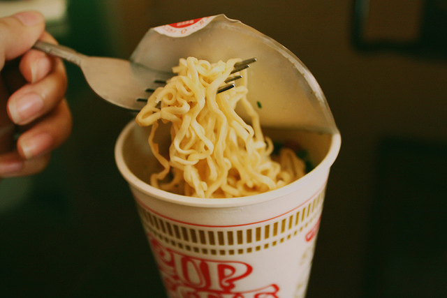 Instant noodles disadvantages
