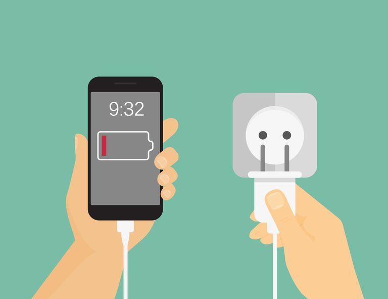 longer smart phone battery life