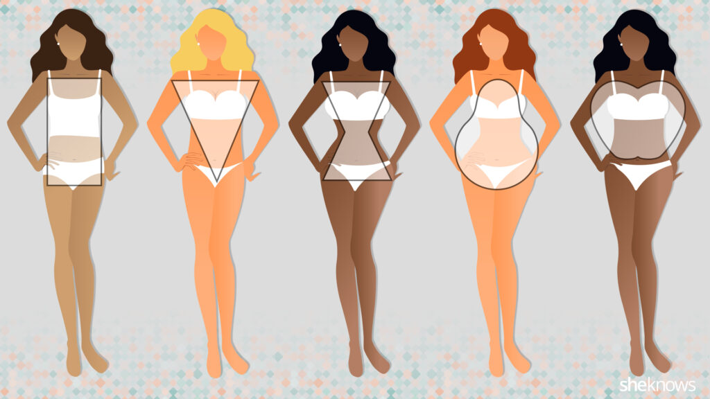 ways to get perfect body shape