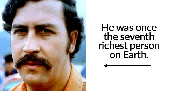 Unbelievable Facts About Pablo Escobar