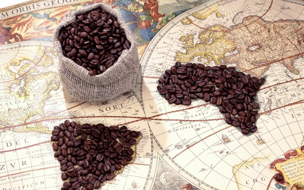 "Word ""Coffee"" Came From Arabic Words"