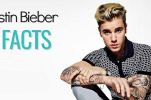 Facts About Justin Bieber
