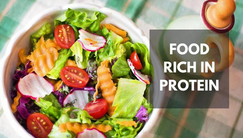 Foods With More High Protein