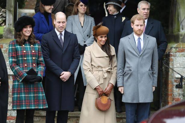 Routine Of The Royal Family