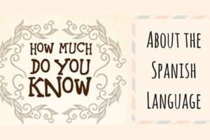 fun facts about spanish language