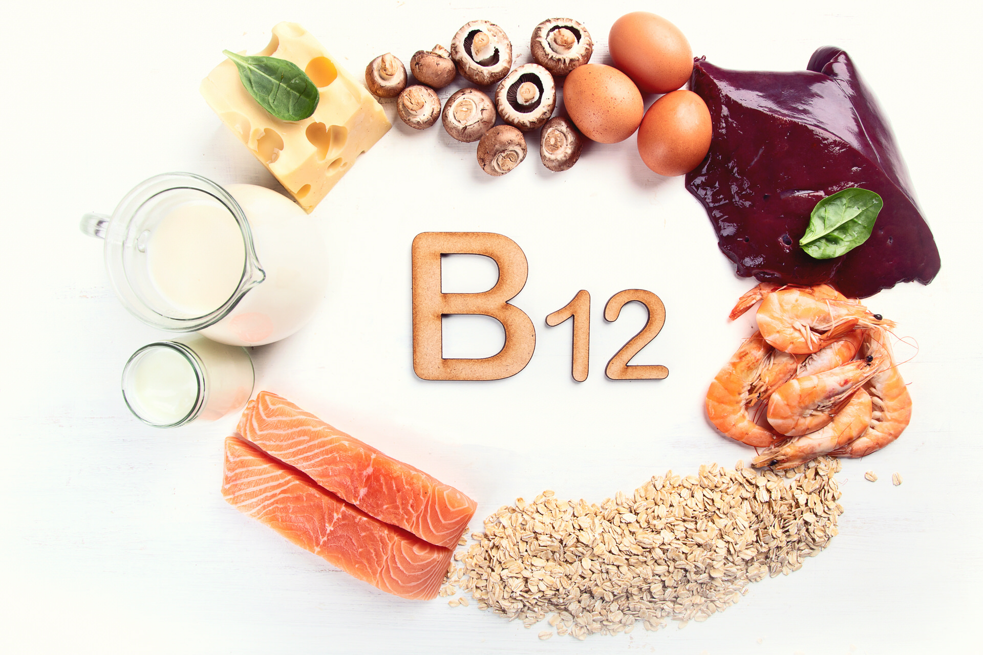 Food Items For Vitamin B12 Deficiency