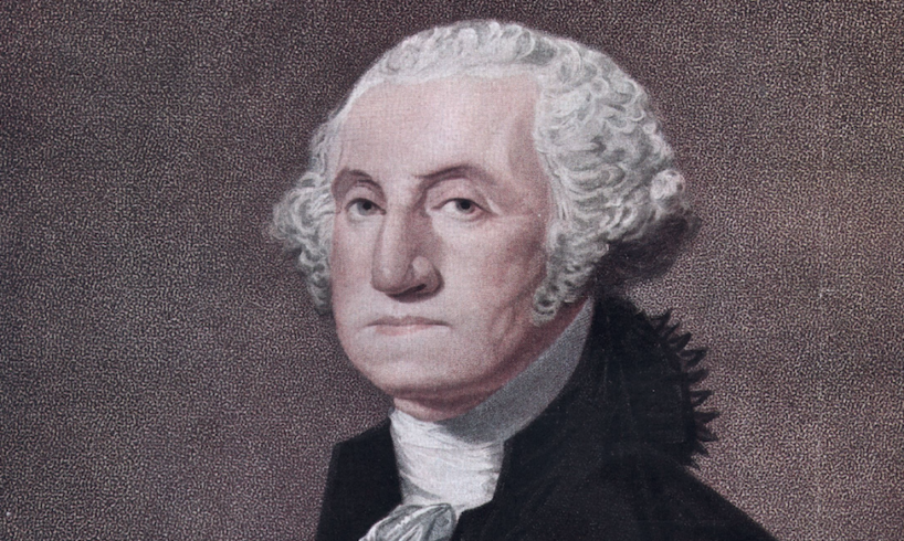 George Washington Never Wore A Wig