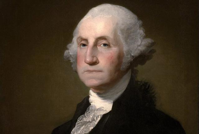 George Washington Never Wore A Wig