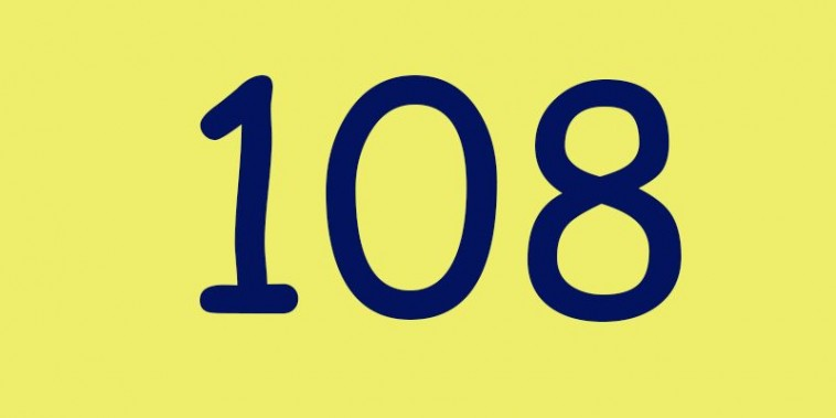 108 Number In Chanting