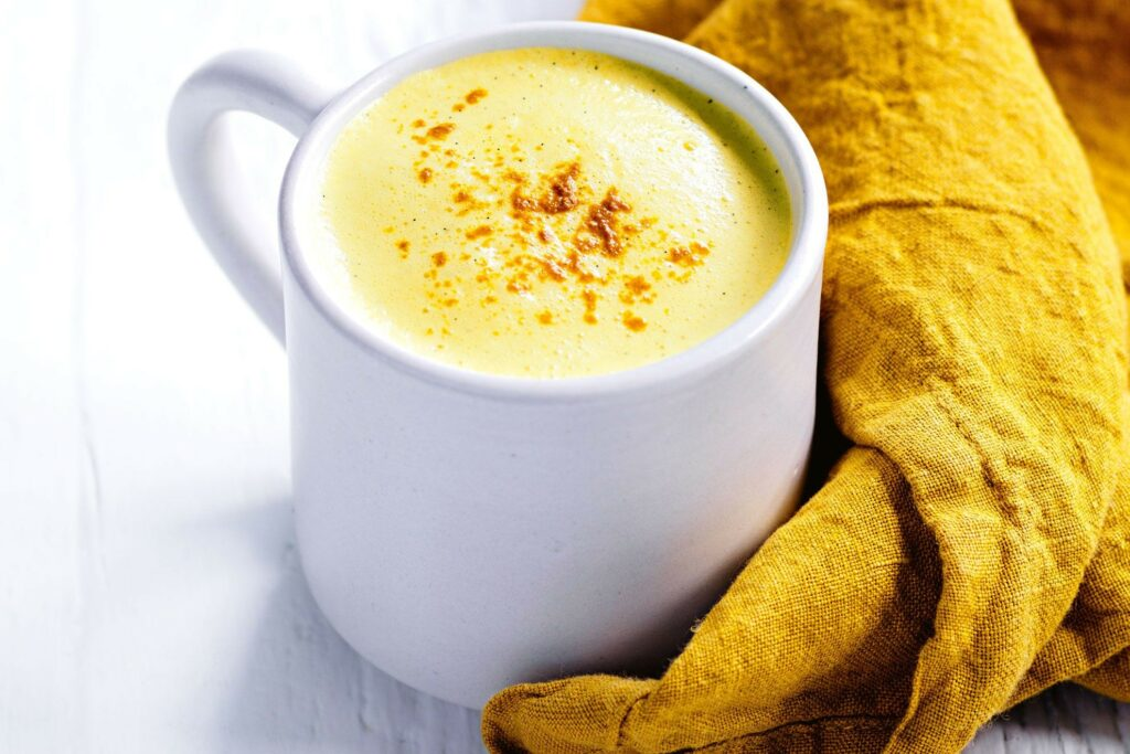 Benefits Of Golden Milk