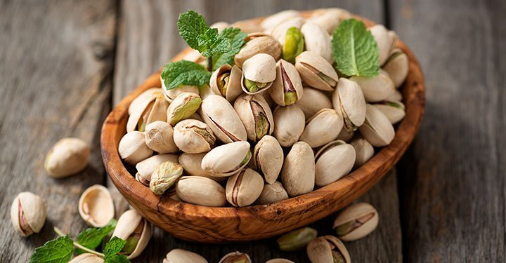 Benefits of Eating Pistachios