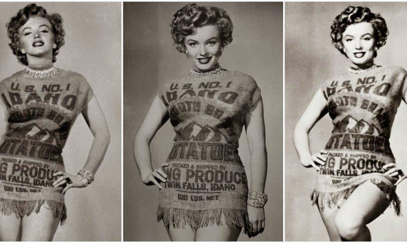 Flour Sack Dresses History