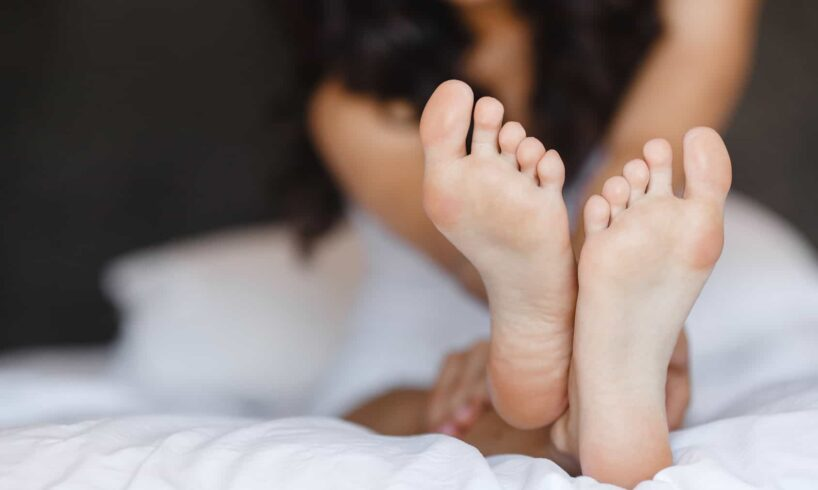 Massage Your Feet Every Night