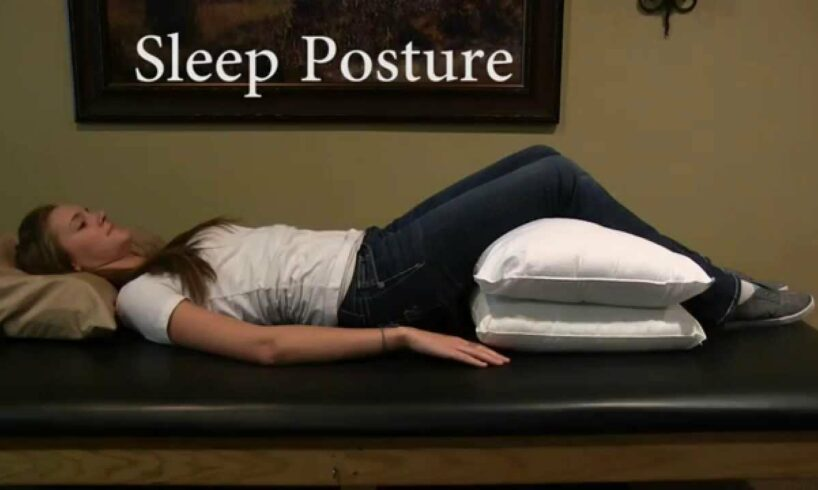Right Sleeping Position For You