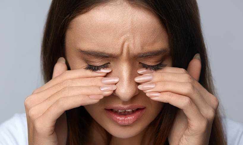 Treat Pain in Eyes