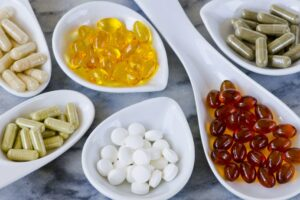 Vitamins & Minerals Function in Our Body