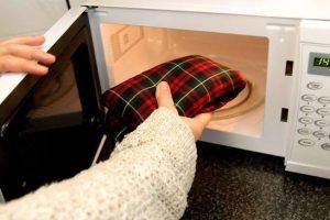 DIY Microwaveable Heating Pads