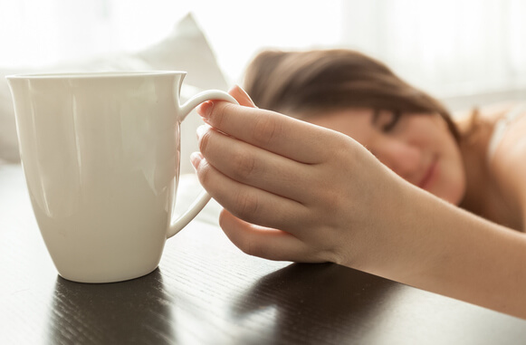 Don't Drink Coffee On Empty Stomach