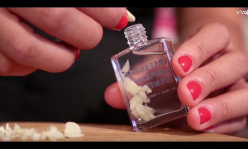 Garlic in Polish Nail Is Effective