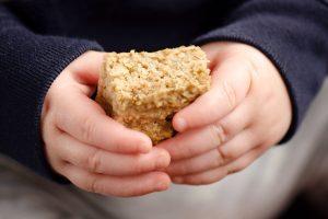Healthy Peanut Bites For Kids