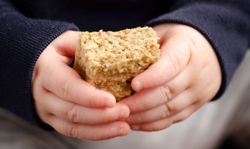 Healthy Peanut Bites For Kids
