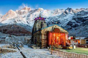 Lord Shiva Kedarnath Temple History