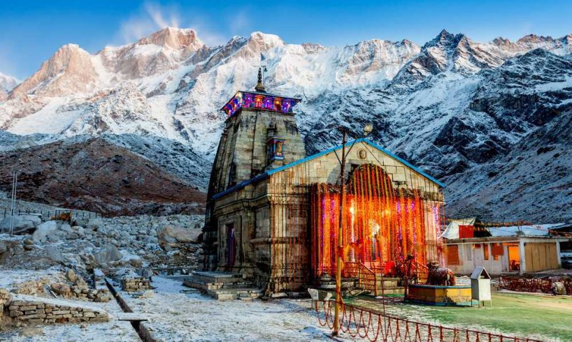Lord Shiva Kedarnath Temple History