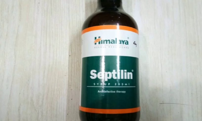 Himalaya Septilin Syrup Benefits