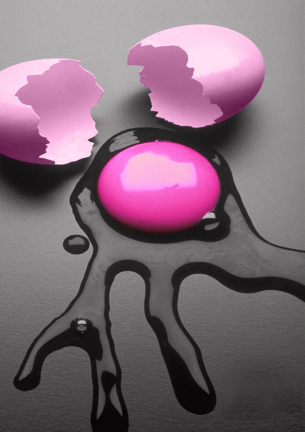 Is Flamingo Egg Yolks Pink