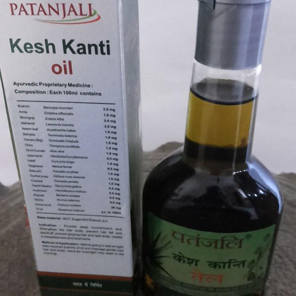Kesh Kanti Oil Benefits