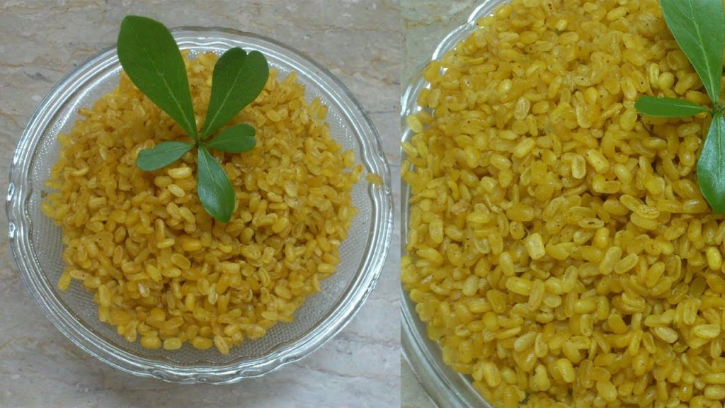 Moong Dal Namkeen Benefits