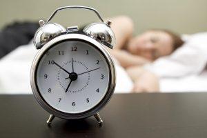 Number Of Hours Sleep