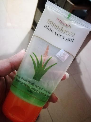 Patanjali Aloe Vera Gel Benefits