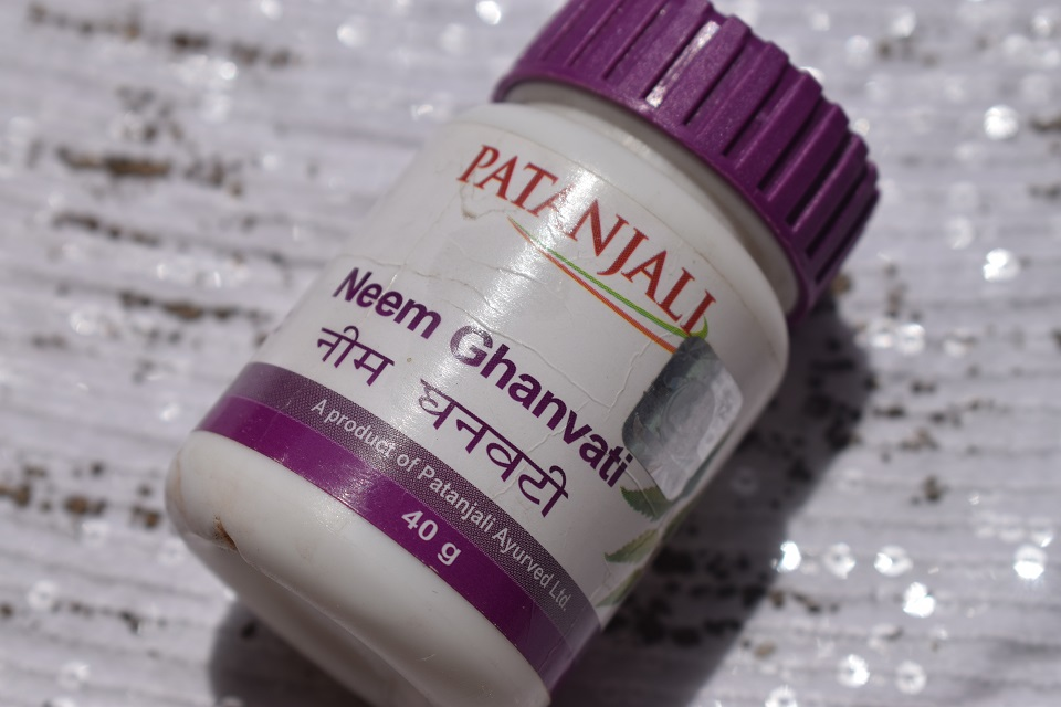 Patanjali Neem Ghanvati Benefits