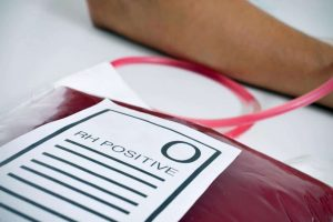 People With Blood Group 'O'