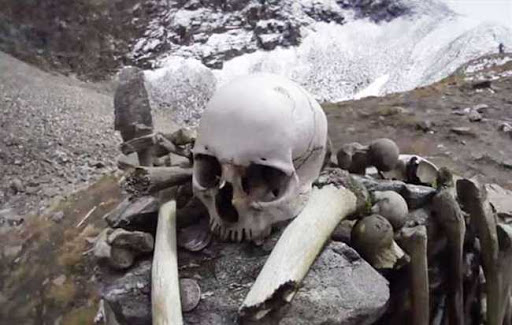 Roopkund Lake Mystery